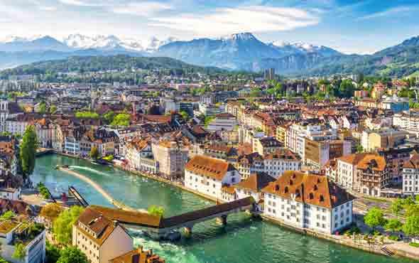 Switzerland & the Rhine