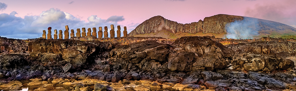 Easter Island + Patagonia