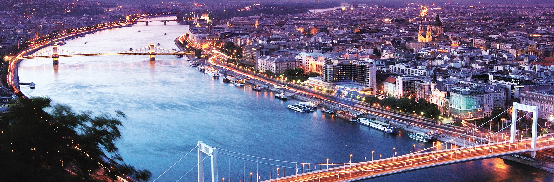 Gems of Southeast Europe (Giurgiu to Budapest)