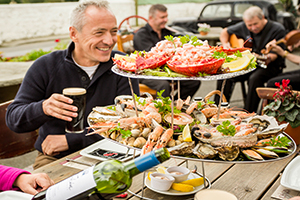 NEW! The Irish Foodie Tour - Dublin - Limerick 2019 (8 Days)