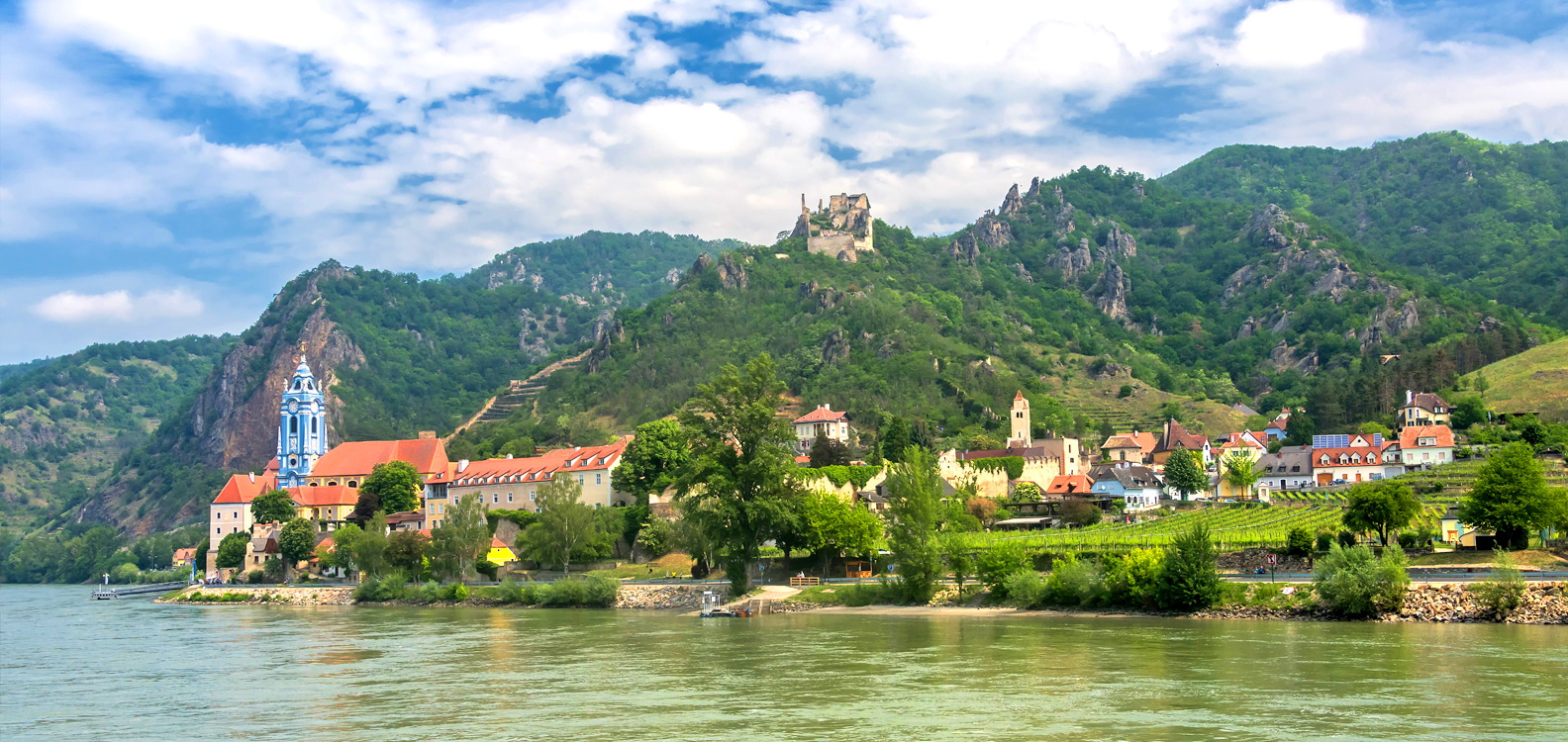 Danube Delights River Cruise