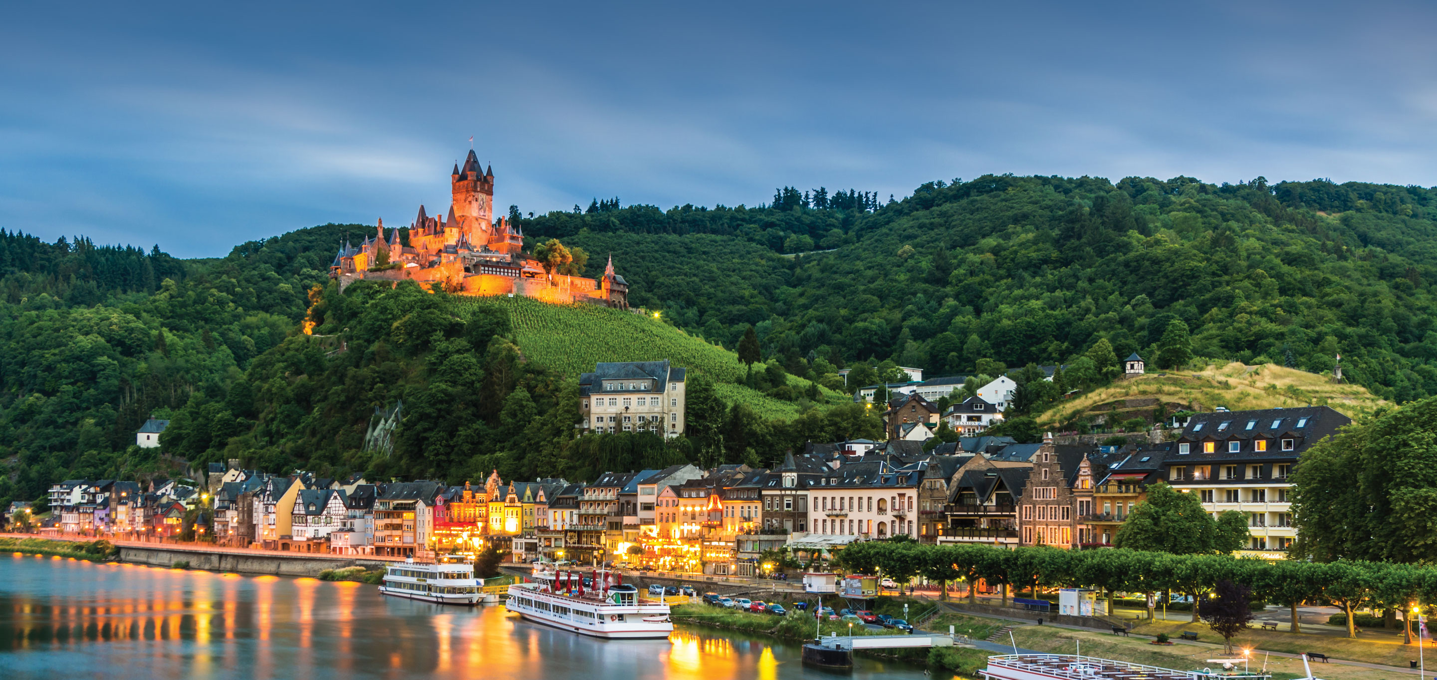 Romantic Rhine and Mosel River Cruise 2019