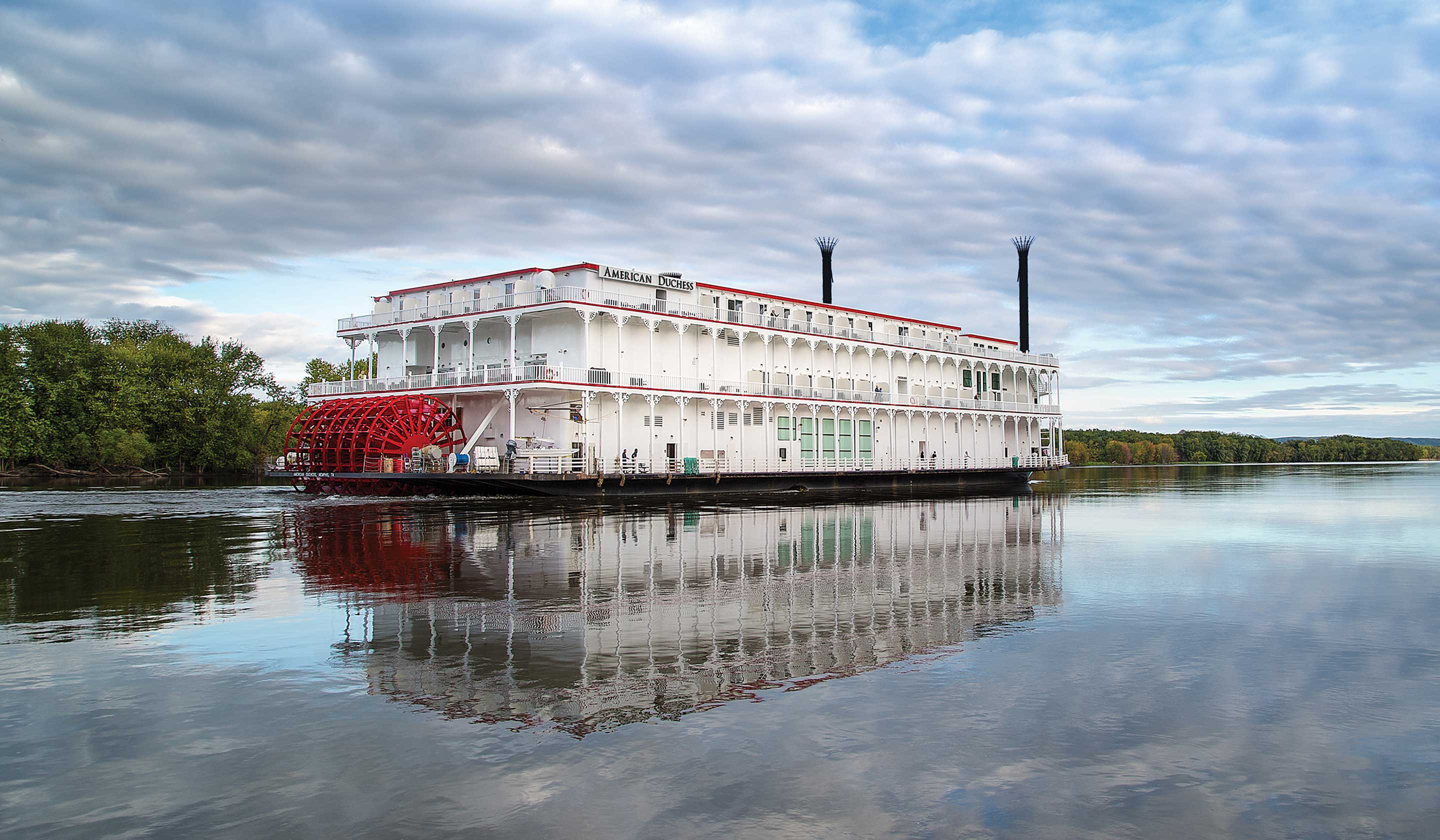Life on the Mississippi - Southbound