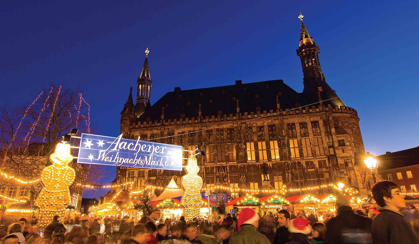 Christmas Markets Along the Rhine - Northbound