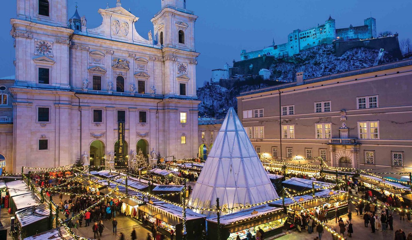Christmas Markets Along the Danube - Westbound
