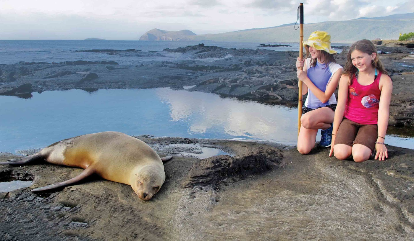 Galápagos: Wildlife Wonderland