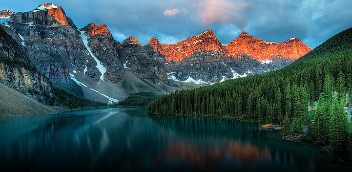 Grand Canadian Rockies