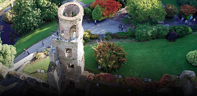 Treasures of the British / Irish Isles - Westbound