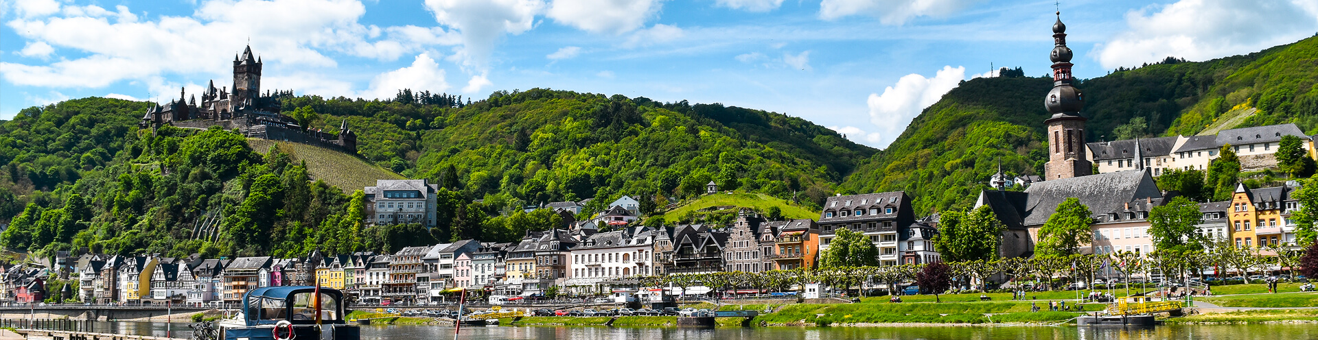 Magnificent Moselle & Rhine 2019 (Frankfurt to Cologne)