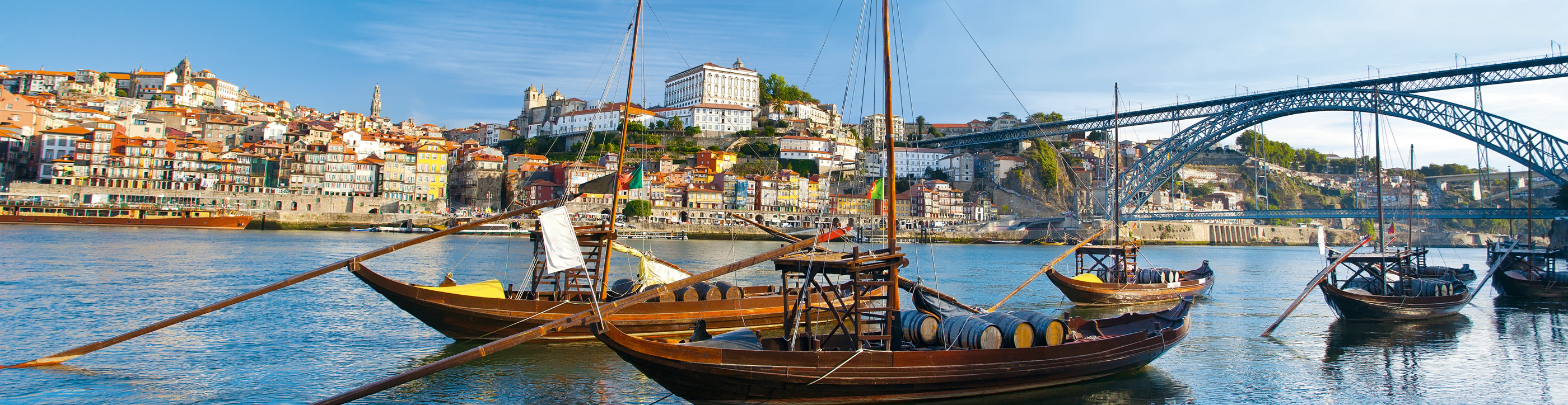 Portugal, Spain & the Douro 2019 (Lisbon to Porto)